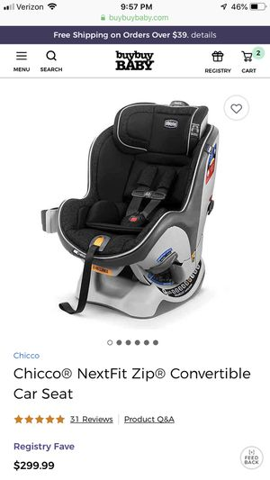 Chicco Nextfit car seat for Sale in Laguna Beach, CA