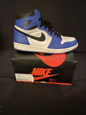 Air Jordan 1 Game Royal Size 10 for Sale in Allentown, PA