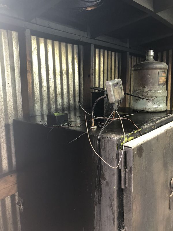 Lone Star Grillz large cabinet smoker for Sale in Waxahachie, TX - OfferUp