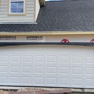Garage door 16x7—$579.00 (double car) for Sale in Houston, TX