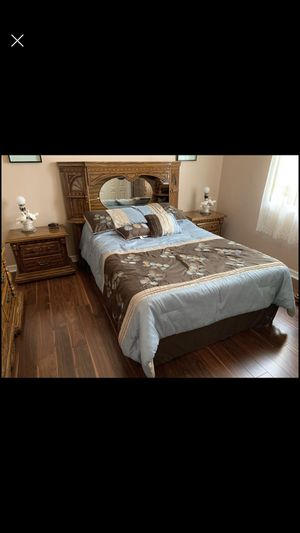 5 pc full bedroom set for Sale in Estero, FL