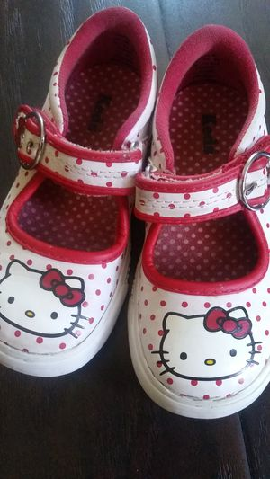 Keds Hello Kitty size 7 toddler shoes for Sale in Henderson, NV