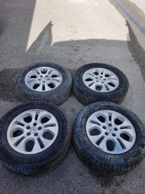 Rims 17 Acura 5 lugs 114.3 mm for Sale in Davie, FL