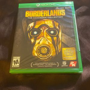 New Sealed Xbox One Borderlands The Handsome Collection for Sale in San Diego, CA