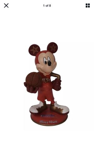 Disney Mickey Mouse West NBA All-Star 2011 Los Angeles Figurine New In Box! for Sale in Jurupa Valley, CA