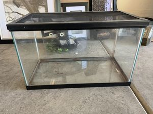 Tank with breathable lid for Sale in Peoria, AZ
