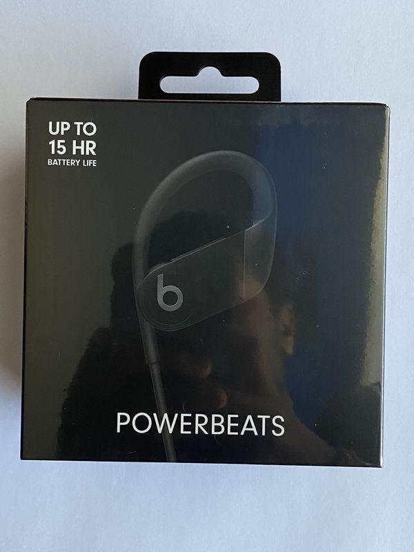Beats by Dr. Dre Powerbeats High-Performance Wireless Earphones - Black...