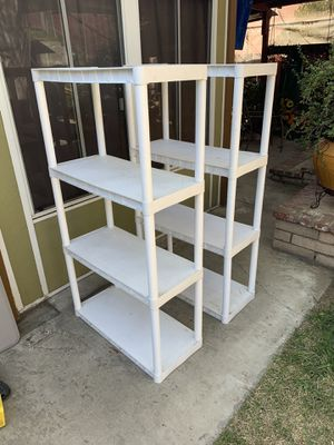 4 Tier Plano Shelves for Sale in Ontario, CA