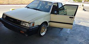 86 toyota corolla sdn classic for Sale in Fontana, CA