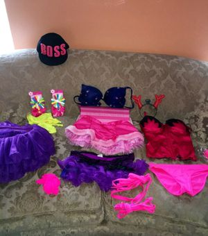 Mixed Lot Tops and Tutus and so forth for Sale in Maitland, FL