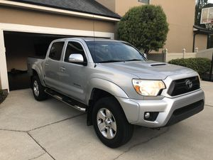 2012 Toyota Tacoma TRD sport 2 Wheel Dr. for Sale in Jacksonville, FL