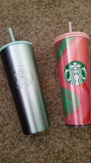 Starbucks cups for Sale in Riverside, CA