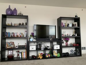 Book shelves TV stand for Sale in San Francisco, CA