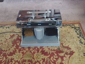 Thaynards shoe shine machine for Sale in Chicago, IL