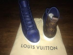 Louis Vuitton Match-Up Sneakers Size 11 for Sale in Nashville, TN