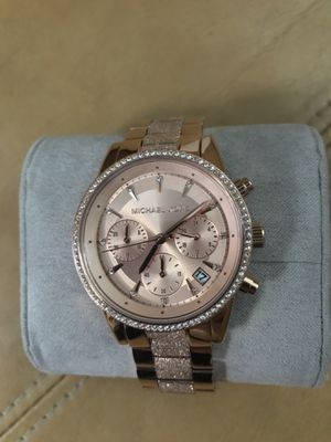 *NEW* Michael Kors Watch (Women's) for Sale in Alexandria, VA