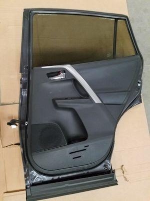Rear Door for 16'-18 Toyota Rav4 XLE for Sale in Seattle, WA