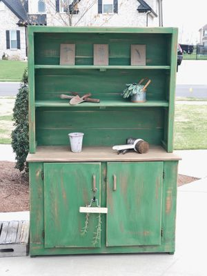 Cabinet/potting shed for Sale in Murfreesboro, TN