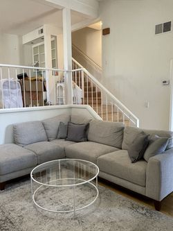 Couch + Carpet + Table All In $400 for Sale in Los Angeles,  CA