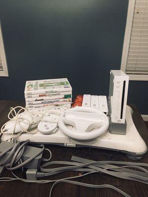 Original Nintendo Wii Bundle for Sale in Canton, GA