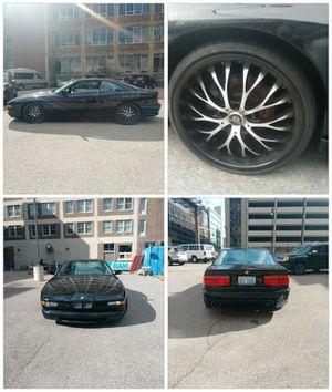 91' BMW 850I V12 for Sale in Detroit, MI