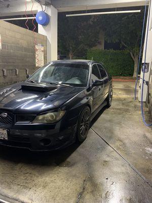 02 Subaru WRX Wagon for Sale in Irvine, CA