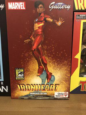 Ironman iron heart - diamond gallery - marvel for Sale in Olympia, WA
