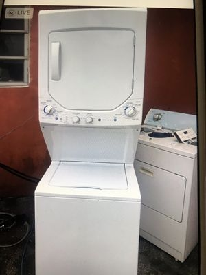 Washer and dryer Ge for Sale in West Palm Beach, FL