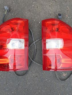 Tail lights from a 2007 Chevy 2500HD for Sale in Federal Way,  WA