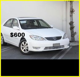 Price$600 Camry 2002 for Sale in Rochester,  NY