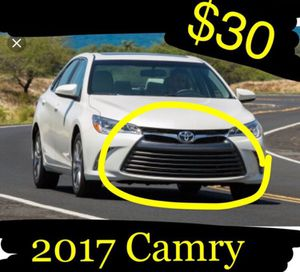 Toyota Camry bumber grill new with minor scuffs. $20 for Sale in Ontario, CA