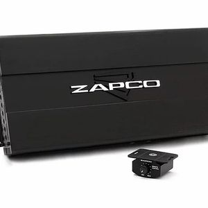 ZAPCO ST-1650XM II MONOBLOCK 1650W RMS SUBWOOFERS CLASS D CAR BASS AMPLIFIER for Sale in Haines City, FL