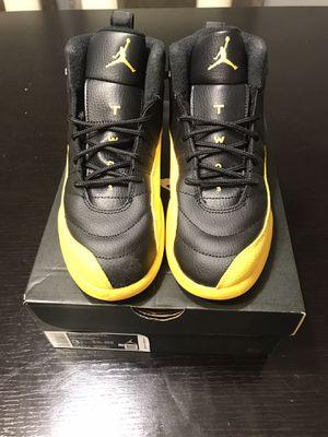 Jordan 12 University Gold Size 3Y for Sale in VA, US