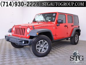 2015 Jeep Wrangler for Sale in Montclair, CA