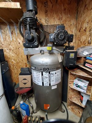 Campbell hausfeld air compressor for Sale in Hackensack, MN