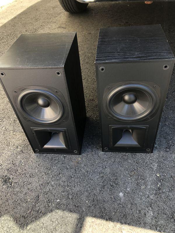 klipsch sb2blk speakers