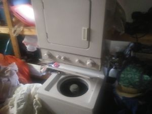 General electric stackable washer_dryer for Sale in Tampa, FL
