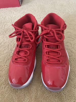 Jordan 11 win like 96 size 10.5 for Sale in Hayward, CA