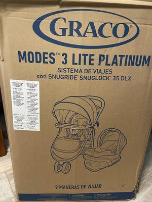 Graco Modes 3 lite platinum for Sale in Queen Creek, AZ