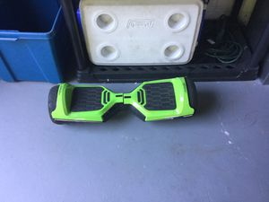 Hoverboard with Bluetooth speaker for Sale in Altamonte Springs, FL