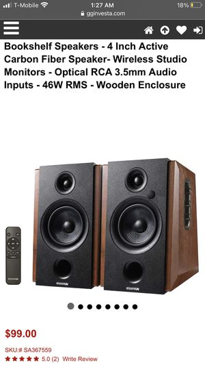 Bluetooth speakers for Sale in Corona, CA