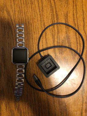 Fitbit Blaze & Charger for Sale in Pittsburgh, PA