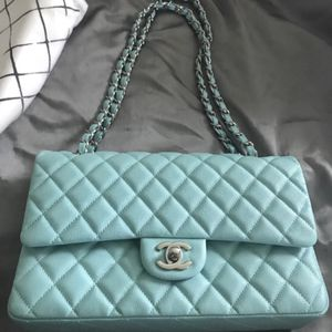 Chanel Style Caviar Double Flap Bag for Sale in Fayetteville, NC