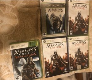 Xbox 360 games for Sale in West Hollywood, CA