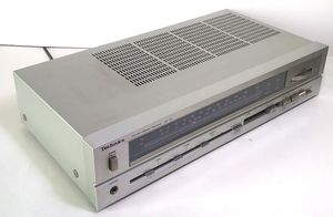 Vintage Technics SA 110 Receiver AM FM Stereo Tested and Working 1983 Retro Tech for Sale in Garland, TX