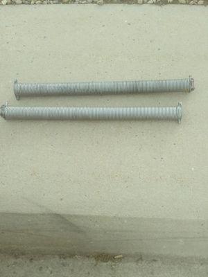 Torsion springs for garage door. for Sale in Arvada, CO