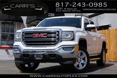 2016 GMC Sierra 1500 SLE for Sale in Fort Worth, TX