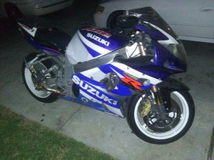 Suzuki 2001 Motorcycle for Sale in Ontario, CA