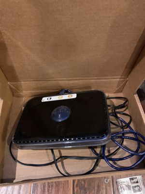 Netgear router for Sale in Lavon, TX