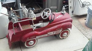Carrito antiguo de pedales for Sale in Phoenix, AZ